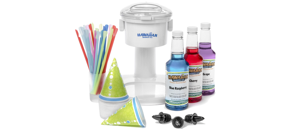 Hawaiian Shaved Ice Machine - $52.99