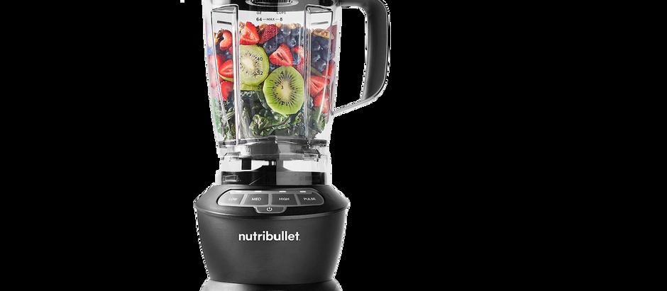 NutriBullet Blender - $79.99 (20% off)