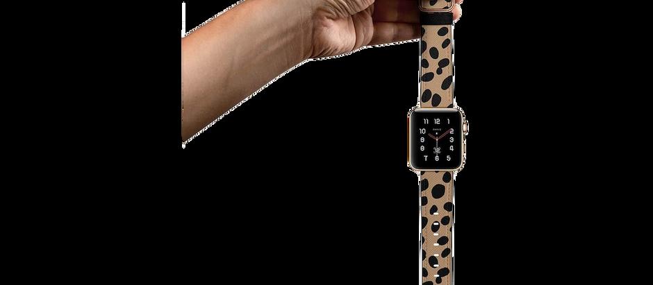 Cheetah Apple Watch Band - $16.99 (15% off)