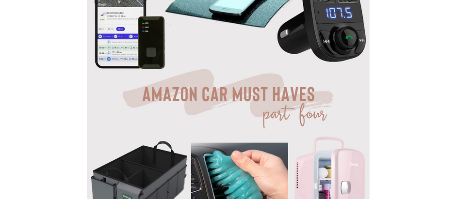 Amazon Car Must Haves - Part Four
