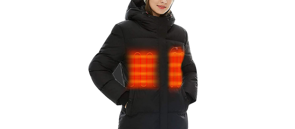 Heated Jacket - A Winter Must