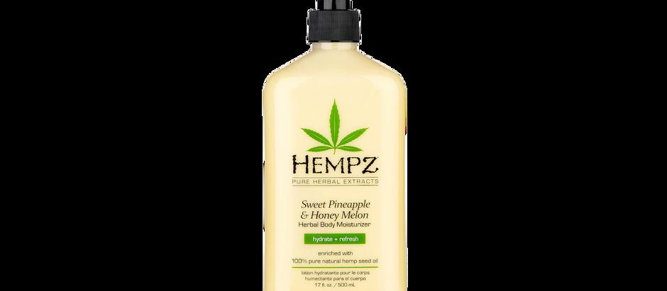 HEMPZ Lotion 17 oz. Bottle - $10.59 (54% off)