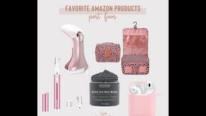 Favorite Amazon Products - Part Four