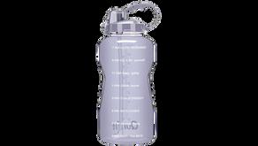 Time Marker Gallon Water Bottle - $20.95