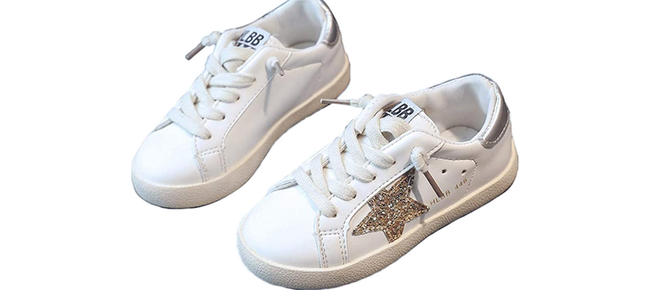 Girls Golden Goose Sneaker Dupes - $19.99