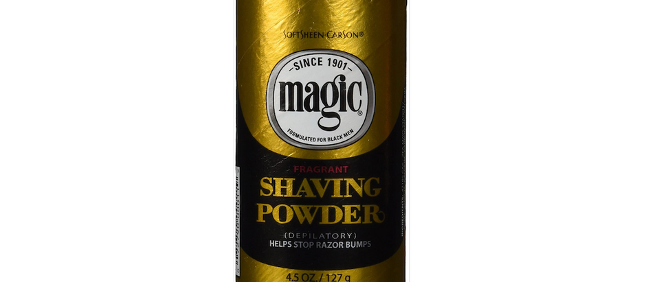 Magic Shave Powder
