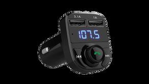 Bluetooth FM Transmitter