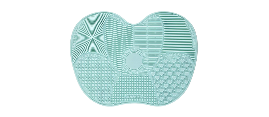 Silicone Makeup Brush Cleaning Mat - $10