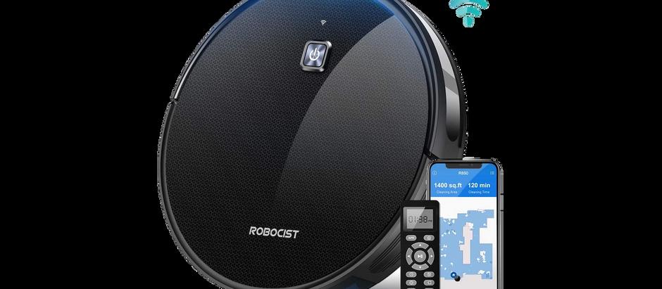 Robot Smart Vacuum - $181 (55% off)