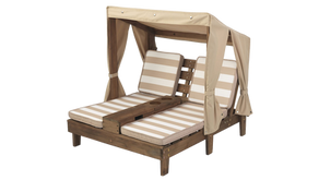 Kids Double Chaise Lounge - $85.70