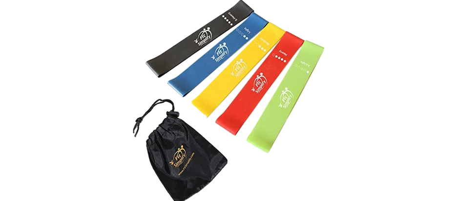 Resistance Exercise Bands - $17.85