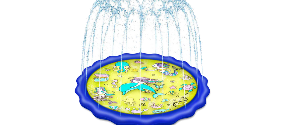 Kids Splash Pad - $20.99 (30% off)