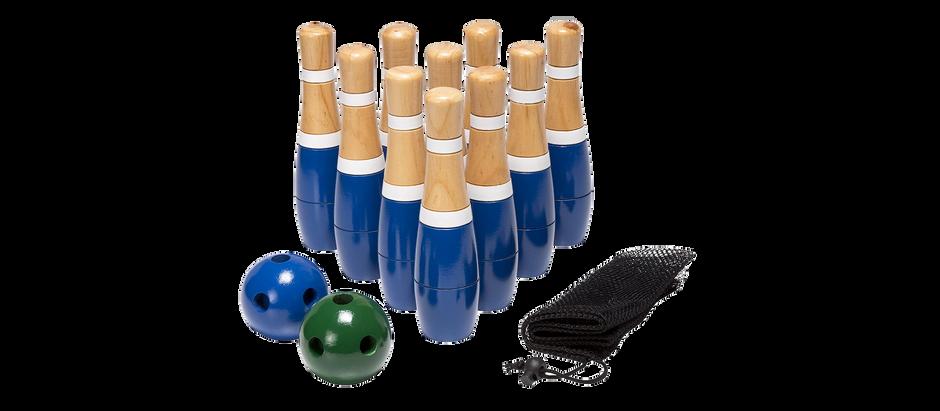 Indoor/Outdoor Bowling Set - $44.99 (18% off)