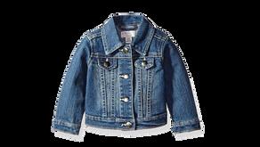 Toddler Girls Denim Jacket - $9.98 (47% off)