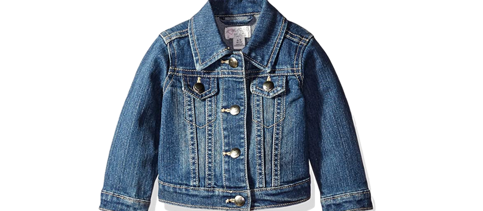 Toddler Girls Denim Jacket - $9.98 (47% off)