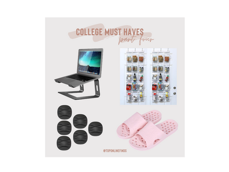 College Must Haves - Part Four