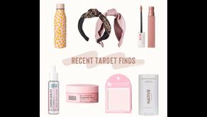 Recent Target Finds