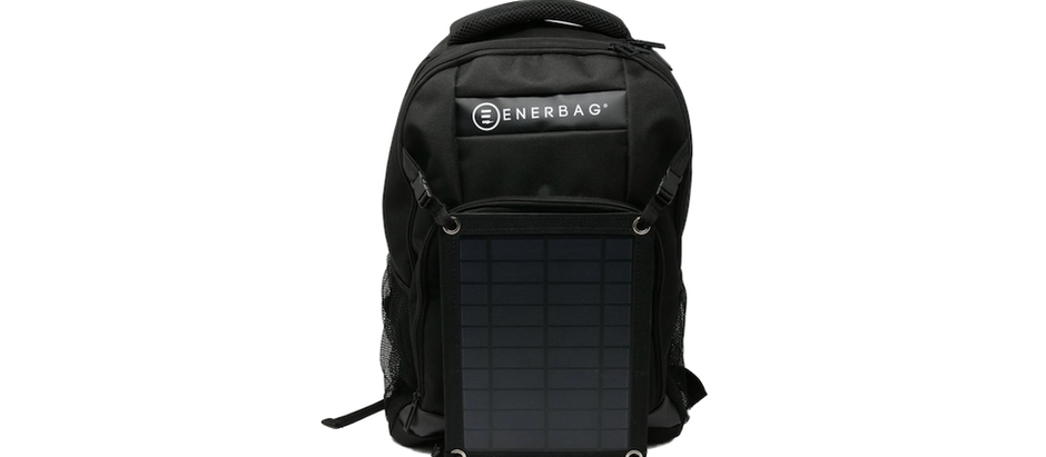Cre8 Sounds Solar Charging Backpack