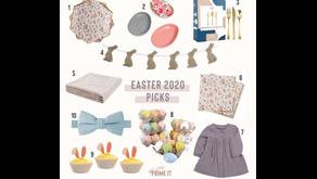 Easter 2020 Picks