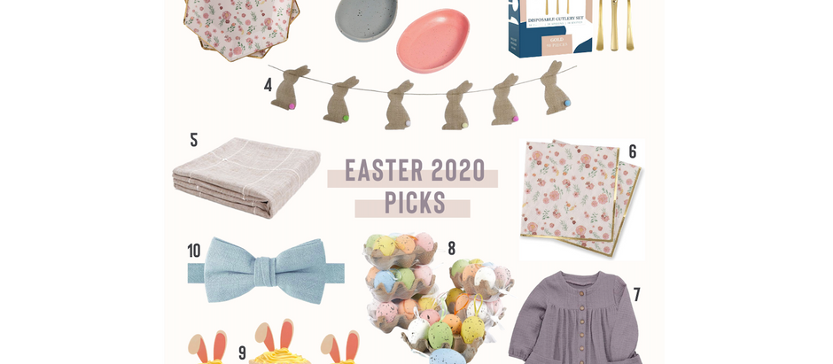 Easter 2020 Picks