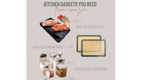 Amazon Kitchen Gadgets You Need