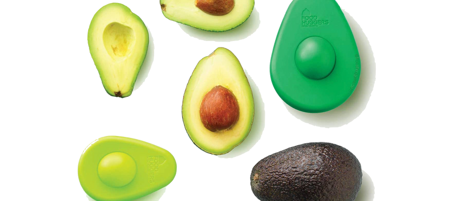Silicone Avocado Huggers - $10.95