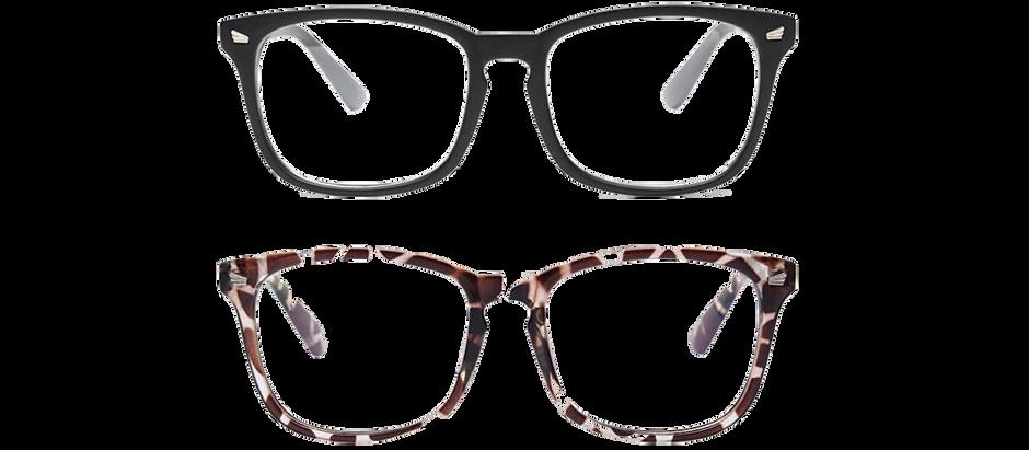 2-Pack Blue Light Glasses - $15.28 (24% off)