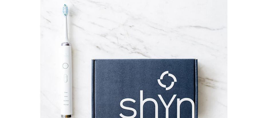 Holiday Gift Ideas - Shyn Toothbrush