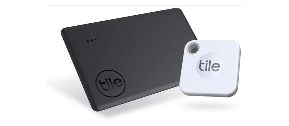 Tile Starter Pack - Bluetooth Trackers