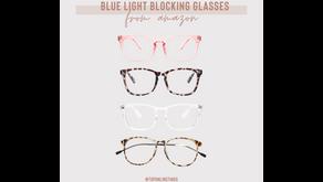 Blue Light Blocking Glasses from Amazon