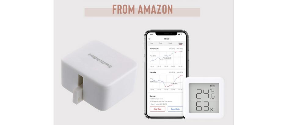 Amazon Home Tech Must Have - SwitchBot