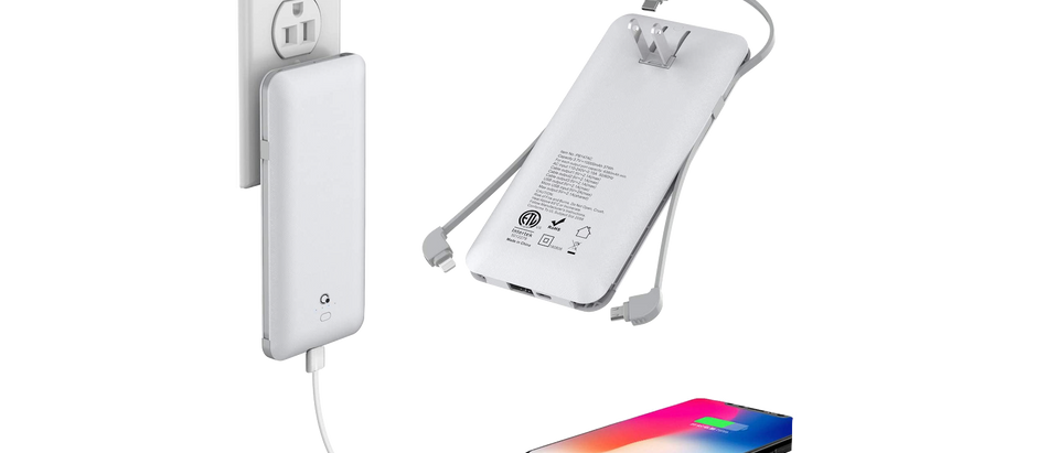 Portable Charger - $39.89 (34% off)