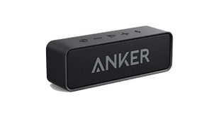 Anker Portable Speaker - $21.99 (27% off)