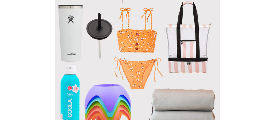 Pool & Beach Essentials - Part Two