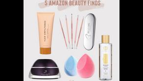 5 Amazon Beauty Finds