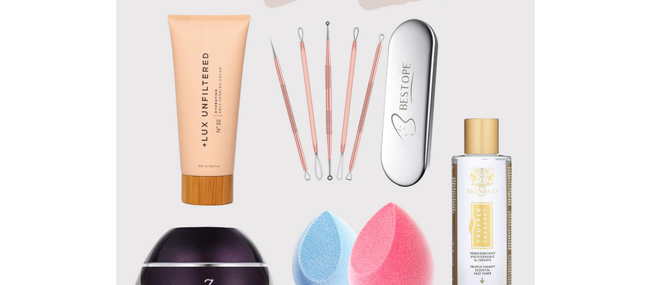 5 Amazon Beauty Finds