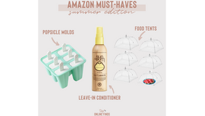 Amazon Must-Haves - Summer Edition (Part One)