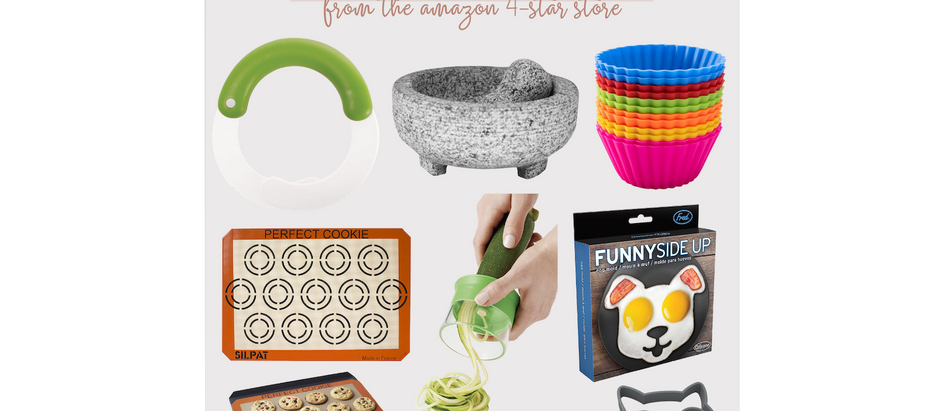 Amazon's 4-Star Store - Top Selling Kitchen Gadgets