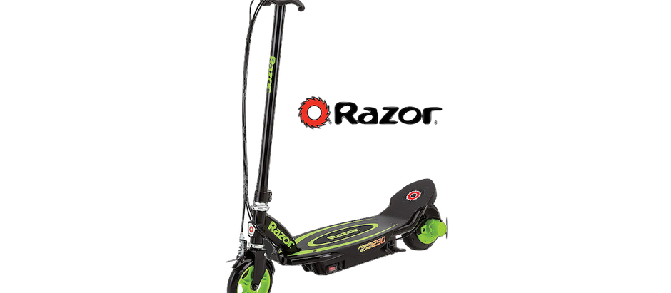 Electric Razor Scooter - $97 (31% off)