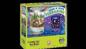 Grow N' Glow Terrarium Science Kit - $12.99 (13% off)