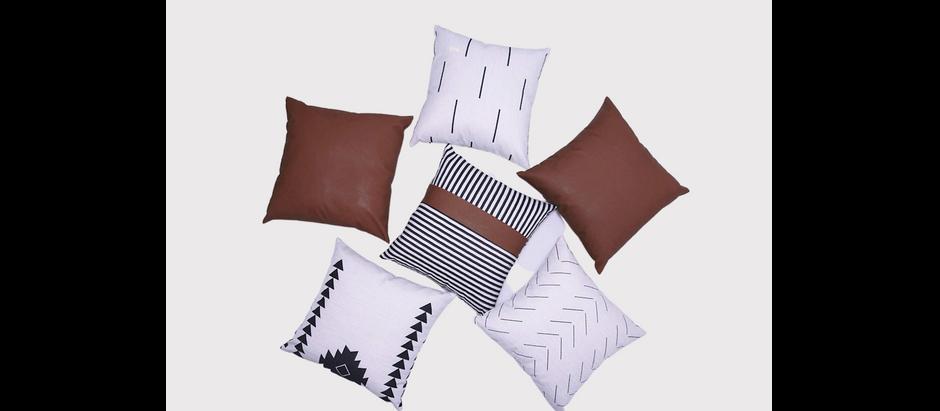 Amazon Home Decor Find - Set of 6 Efolki Pillow Cases
