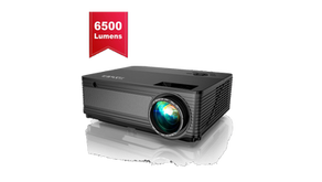 YABER Native Projector - $203.99 (57% off)