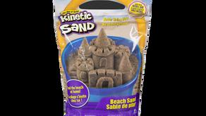 Kinetic Sand - $12.99 (35% off)