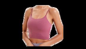 Women's Padded Workout Tank - $23