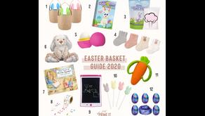 Easter Basket Gift Guide 2020