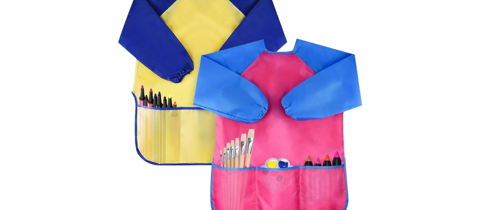 Kids Painting Aprons - $12.99