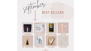 September Best Sellers