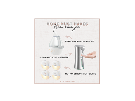 Amazon Home Must Haves