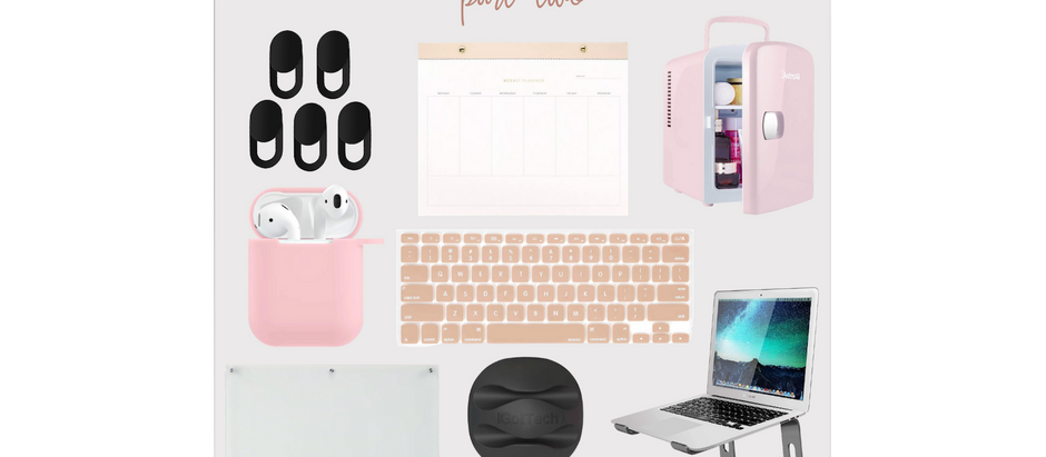 Office Must Haves - Part Two