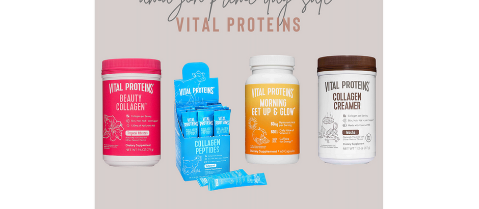 Vital Proteins - Amazon Prime Day Sale